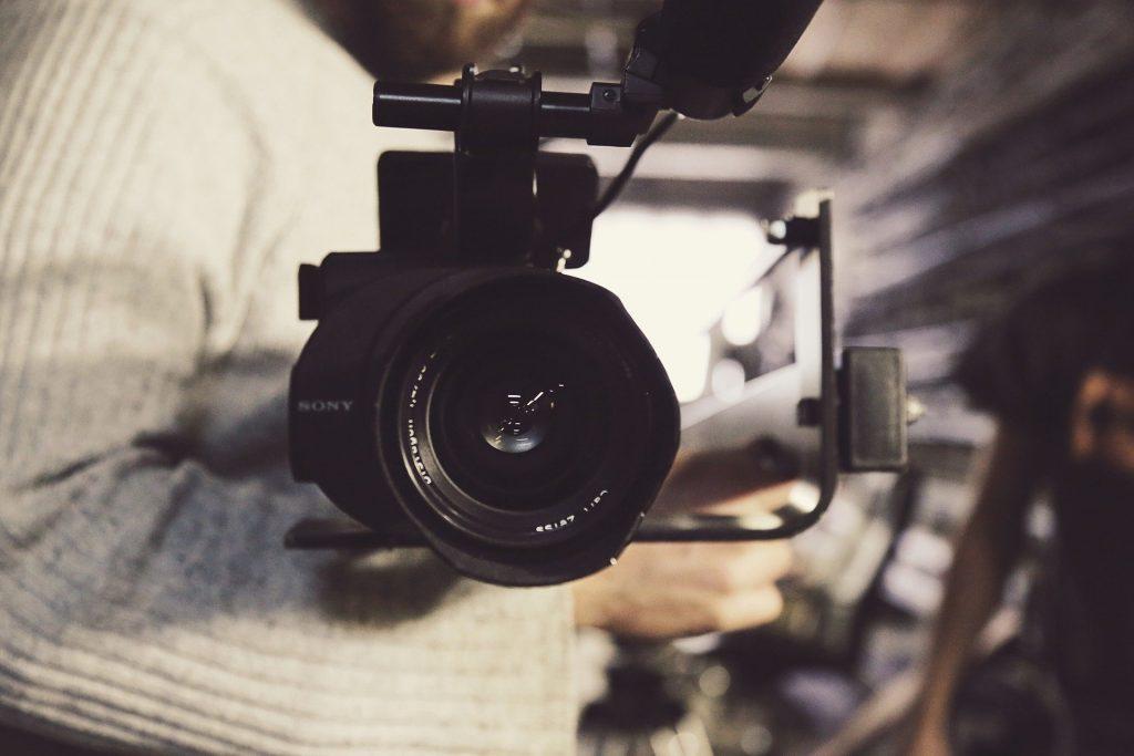 videografo camara